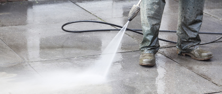 Commercial & Domestic High Pressure Cleaning Services